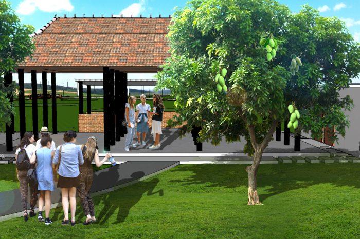 Thiết kế vườn cây ăn quả sinh thái