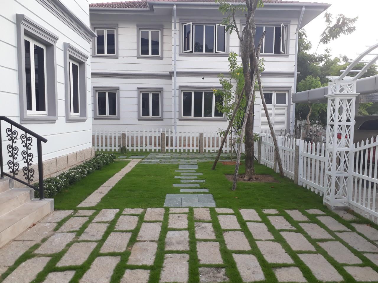 Thiết kế, thi công cảnh quan sân vườn Garden home Thủ Đức