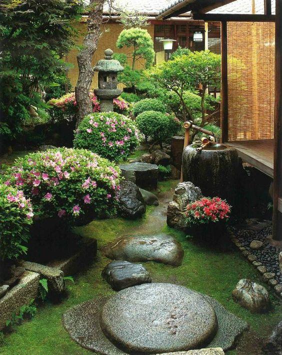 Thiết kế vườn Nhật đẹp