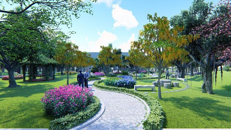 Thiết kế, thi công cảnh quan chuyên nghiệp Phuoc Landscape