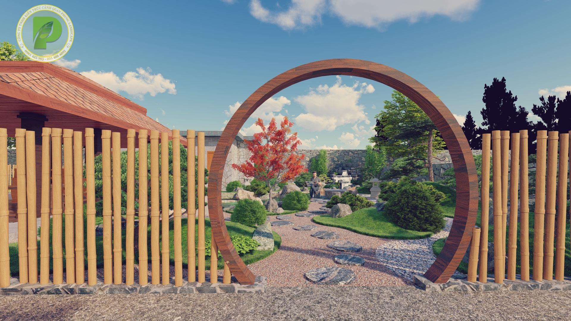 Báo giá thiết kế sân vườn, cảnh quan