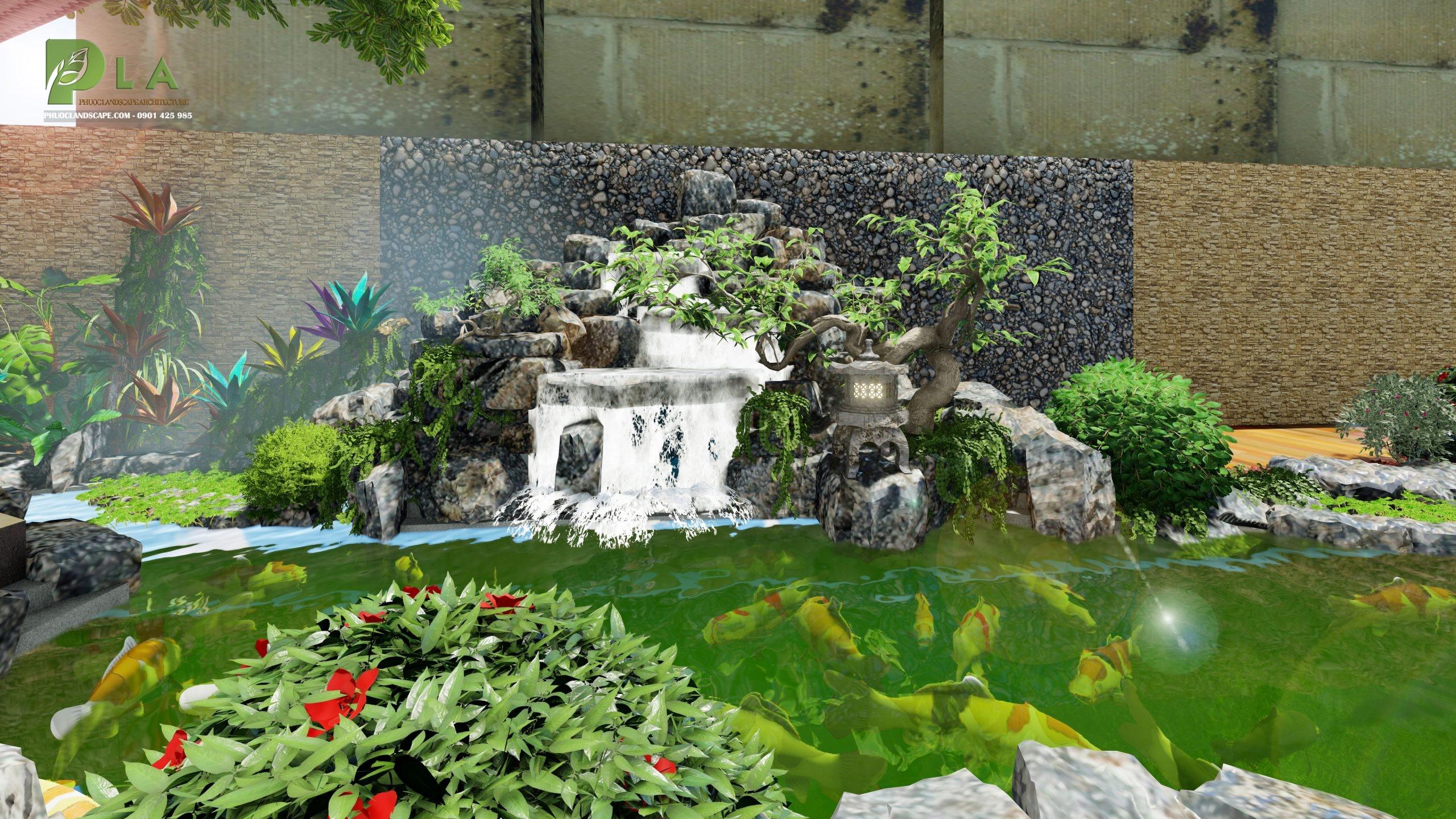 thác suối Bình Định